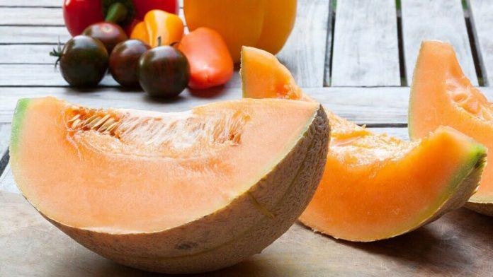 Les bienfaits du melon en infographie