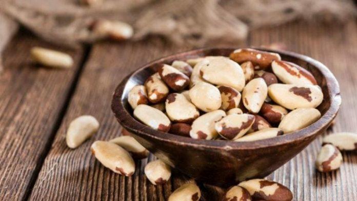 noix du Brésil - aliments sources de magnésium