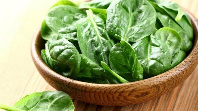 Le top-10 des aliments riches en vitamines épinard
