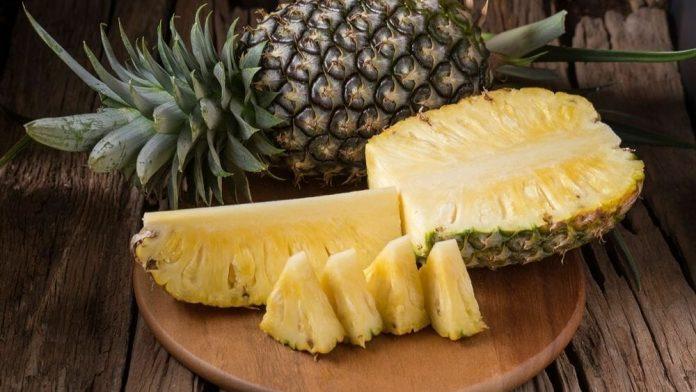 bienfaits de l'ananas