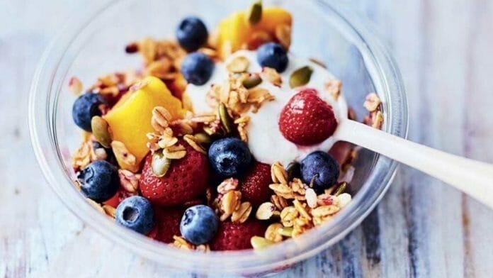 yaourt grec snacks sains