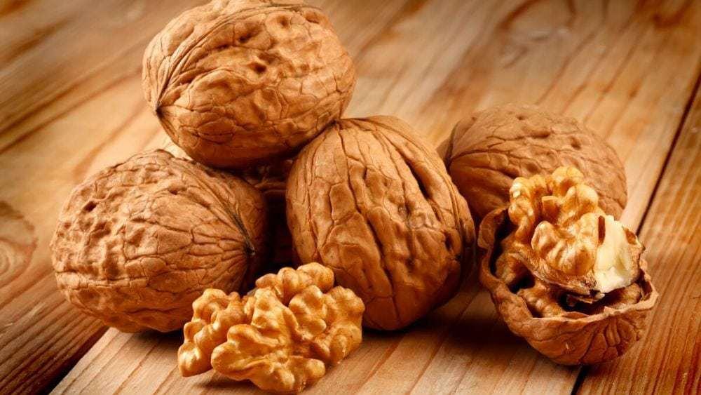 Les bienfaits de la noix contre les douleurs
