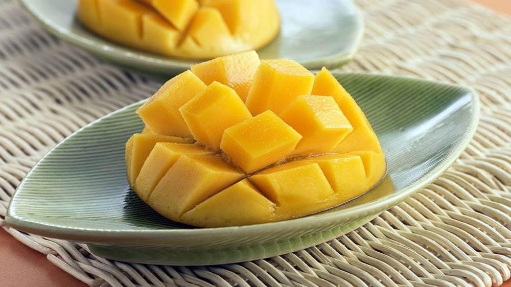bienfaits de la mangue