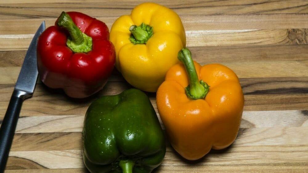 bienfaits du poivron - fruits et légumes immunité