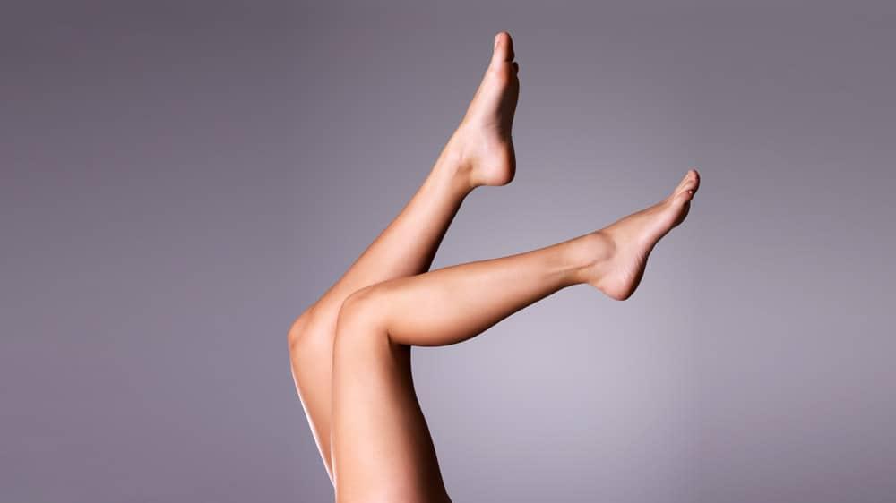 belles jambes de femmes