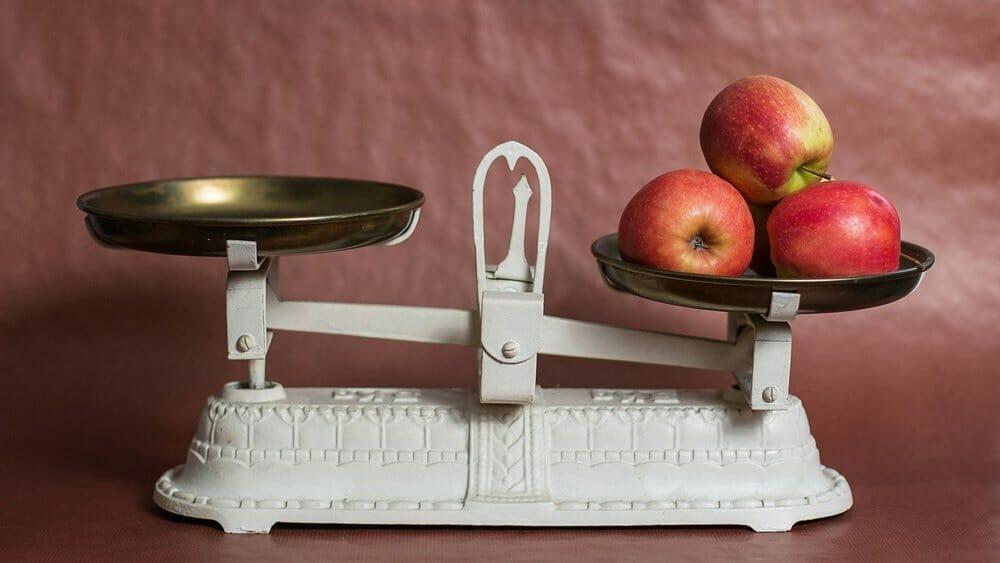calcul du poids idéal