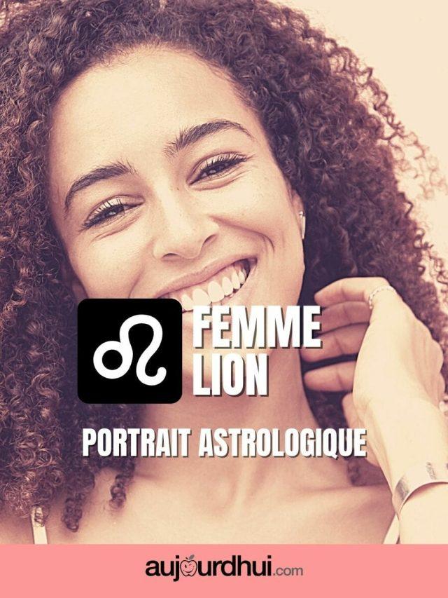 Femme Lion – Portrait astrologique
