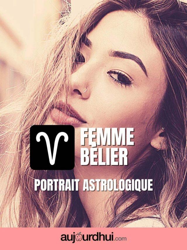 Femme Bélier – Portrait astrologique