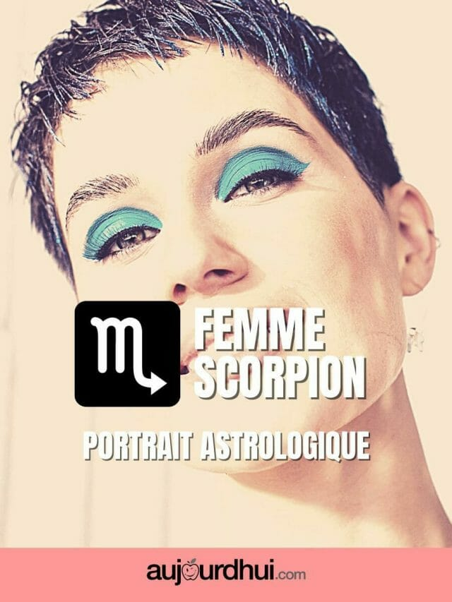 Femme Scorpion – Portrait astrologique