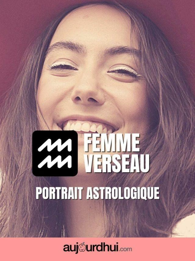 Femme Verseau – Portrait astrologique
