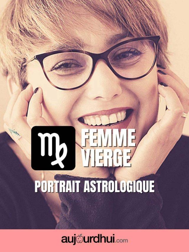 Femme Vierge – Portrait astrologique