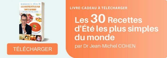 30 recettes d'été par Jean-Michel Cohen
