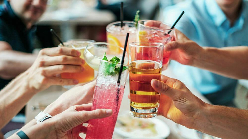 L'alcool le moins calorique pour l'apéro