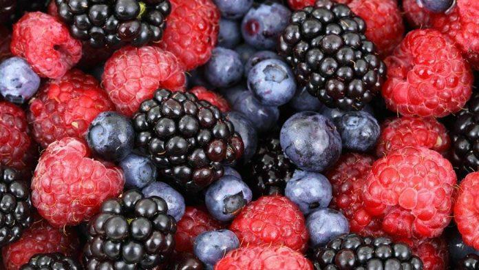 bienfaits des fruits rouges
