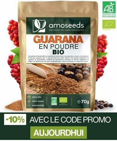 bienfaits du guarana