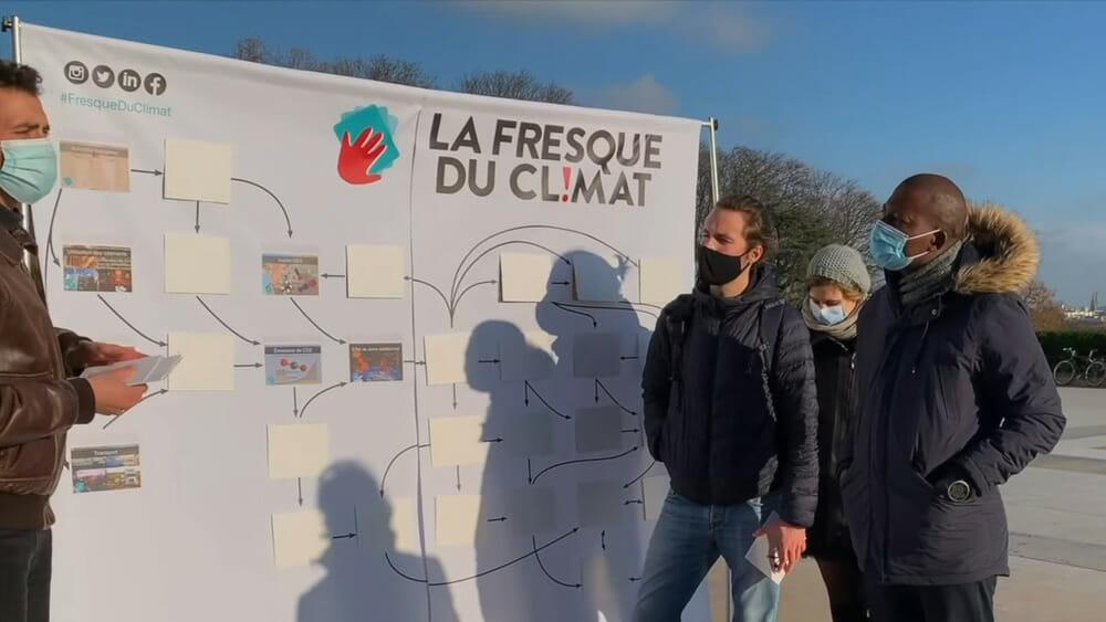 Comment participer à la Fresque du climat en ligne ?